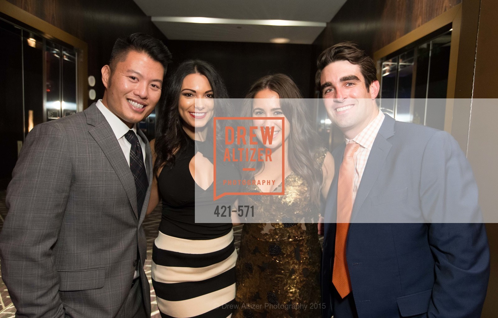 Richard Chua, Ashley Hamik, Morgan Moore, Bart Moore, The 10th Annual San Francisco Social, W Hotel. 181 3rd St, November 21st, 2015,Drew Altizer, Drew Altizer Photography, full-service agency, private events, San Francisco photographer, photographer california