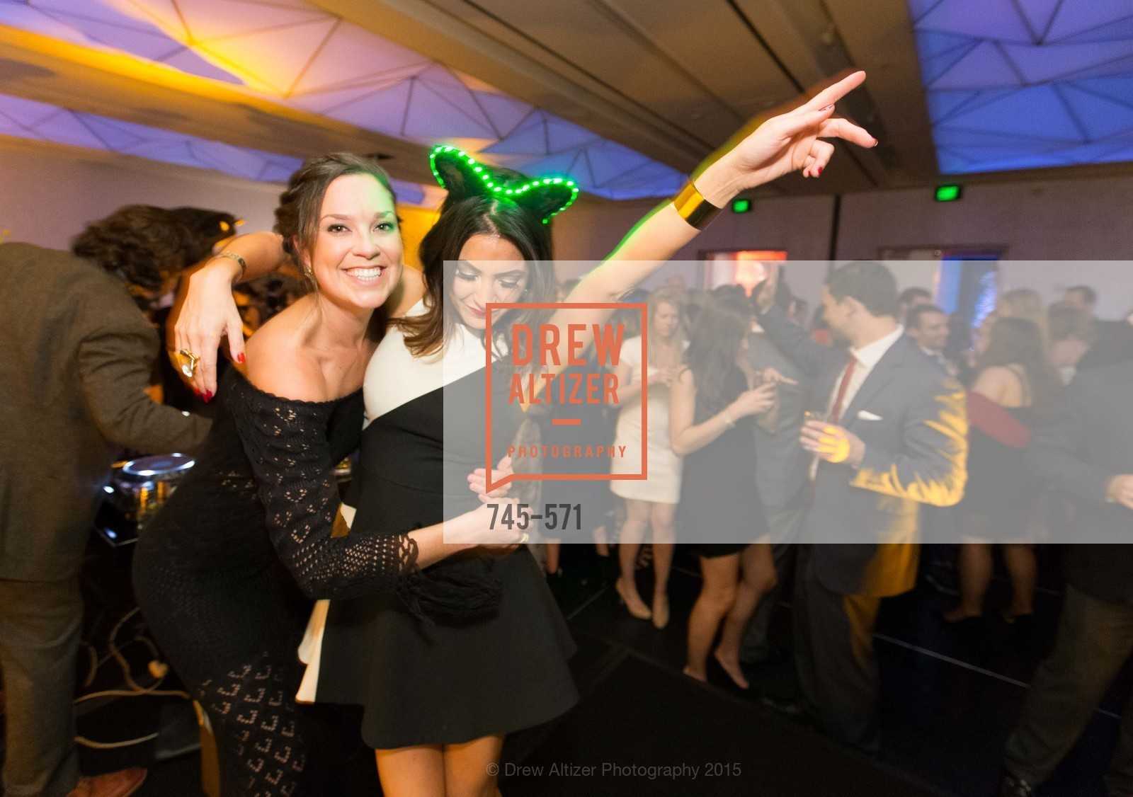 Hannah Schmunk, Alissa Yee, The 10th Annual San Francisco Social, W Hotel. 181 3rd St, November 21st, 2015