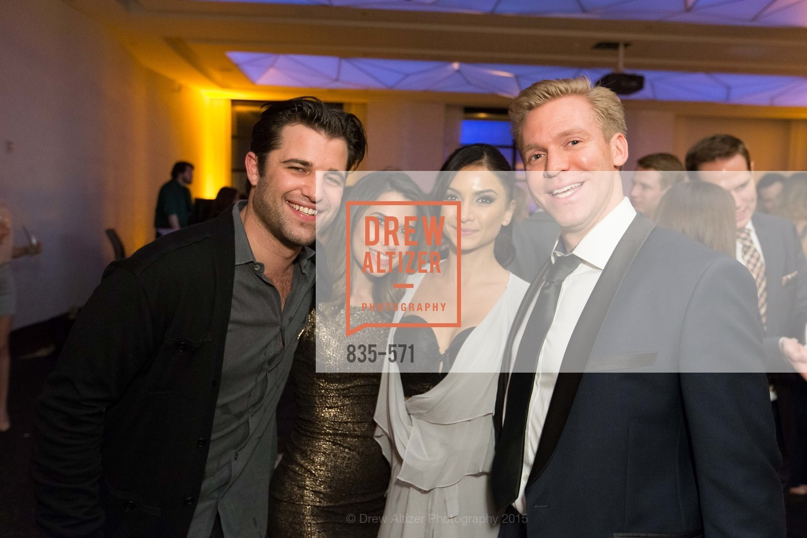 Michael Reyes, Mari Saleh, Tara Dolonazar, Tristan Pikes, The 10th Annual San Francisco Social, W Hotel. 181 3rd St, November 21st, 2015,Drew Altizer, Drew Altizer Photography, full-service agency, private events, San Francisco photographer, photographer california