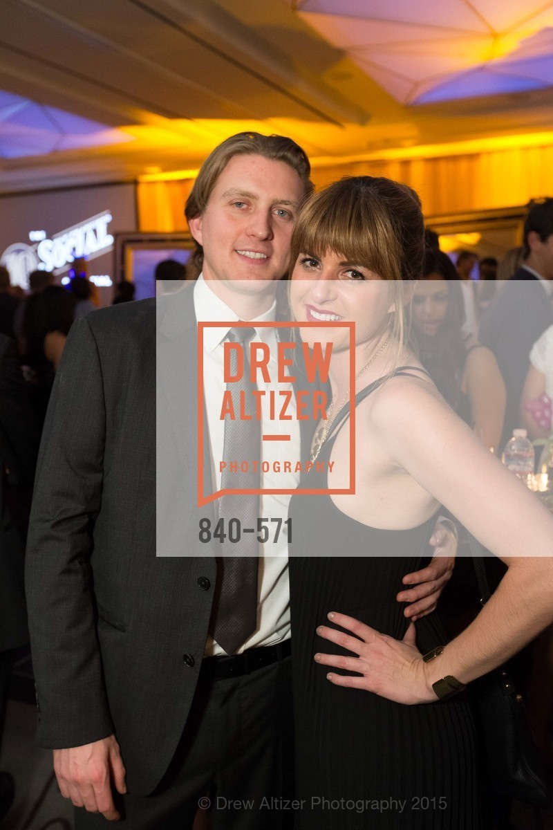 Ben Anderson, Katie Stocks, The 10th Annual San Francisco Social, W Hotel. 181 3rd St, November 21st, 2015,Drew Altizer, Drew Altizer Photography, full-service agency, private events, San Francisco photographer, photographer california