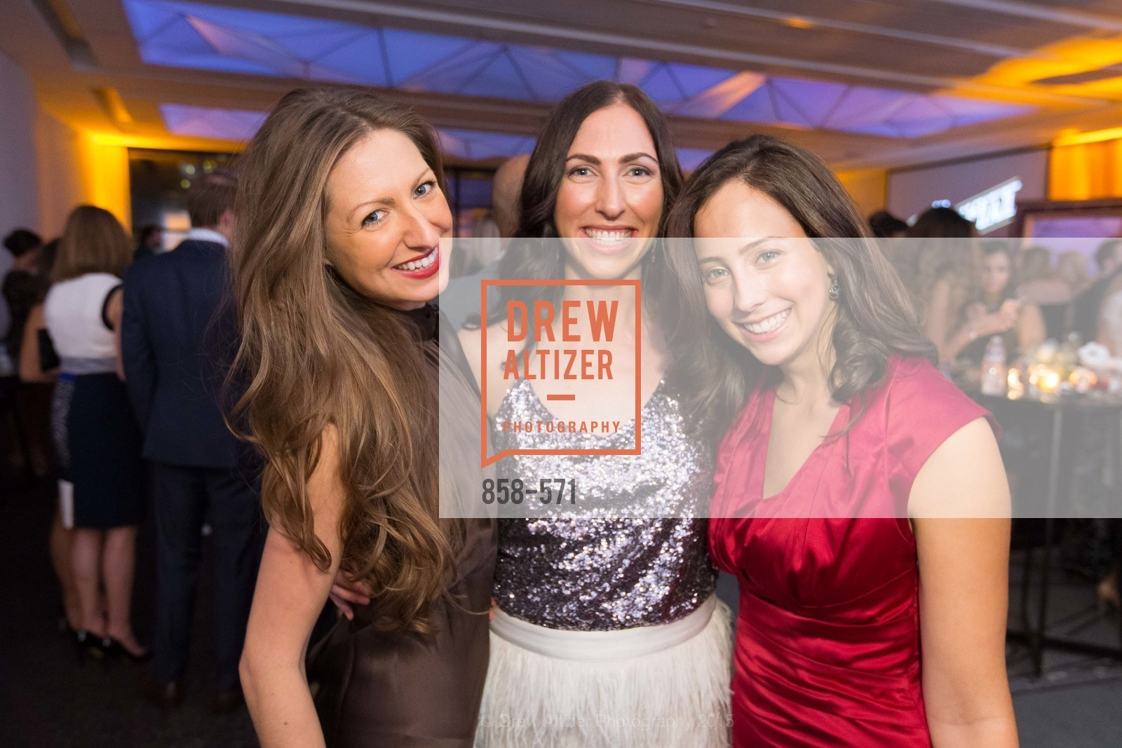 Melanie Dudyj, Kathleen Nolan, Leigh Ann Benicewicz, The 10th Annual San Francisco Social, W Hotel. 181 3rd St, November 21st, 2015,Drew Altizer, Drew Altizer Photography, full-service agency, private events, San Francisco photographer, photographer california