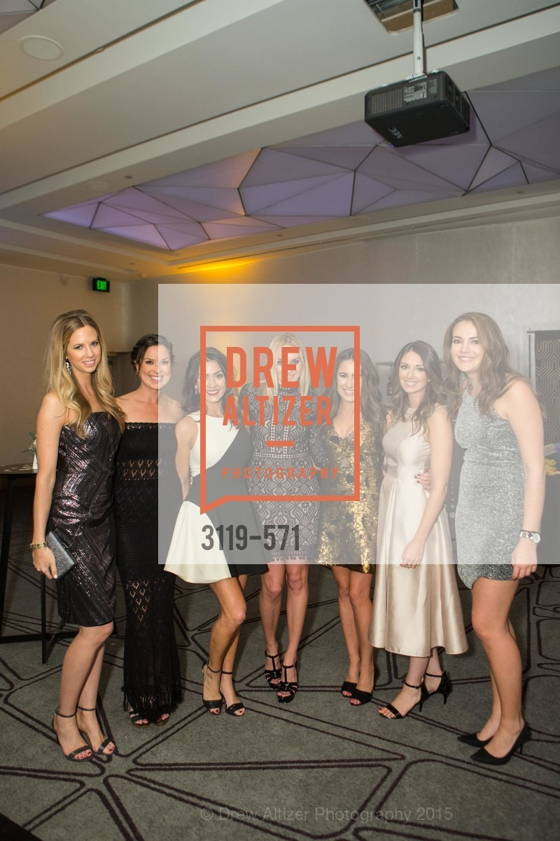 Erin Victor, Hannah Schmunk, Alissa Yee, Meredith May, Allie Zimnoch, Morgan Moore, Madison Ginnett, The 10th Annual San Francisco Social, W Hotel. 181 3rd St, November 21st, 2015,Drew Altizer, Drew Altizer Photography, full-service agency, private events, San Francisco photographer, photographer california