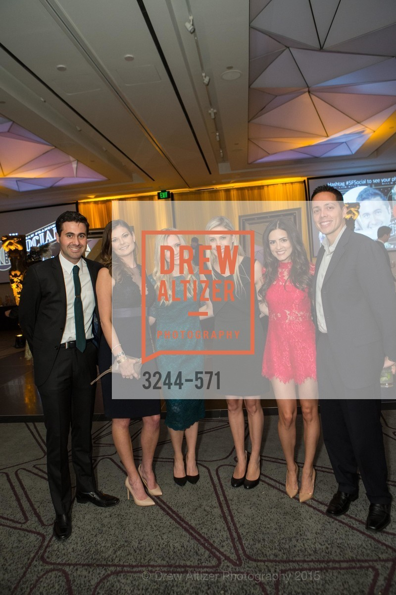 Michael Kaney, Mandy Killion, Sarah Clifford, Mackenzie Corbett, Maria Morales, Brian Andres Helmick, The 10th Annual San Francisco Social, W Hotel. 181 3rd St, November 21st, 2015,Drew Altizer, Drew Altizer Photography, full-service agency, private events, San Francisco photographer, photographer california
