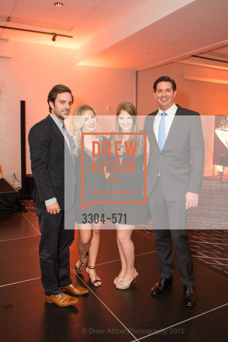 Mark Watson, Tessa Whittaker, Jamie Taylor, Daniel Cassell, The 10th Annual San Francisco Social, W Hotel. 181 3rd St, November 21st, 2015,Drew Altizer, Drew Altizer Photography, full-service agency, private events, San Francisco photographer, photographer california