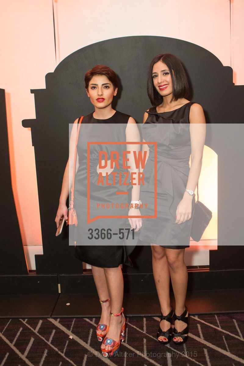 Rozhin Zamani, Golrokh Ahkari, The 10th Annual San Francisco Social, W Hotel. 181 3rd St, November 21st, 2015,Drew Altizer, Drew Altizer Photography, full-service event agency, private events, San Francisco photographer, photographer California