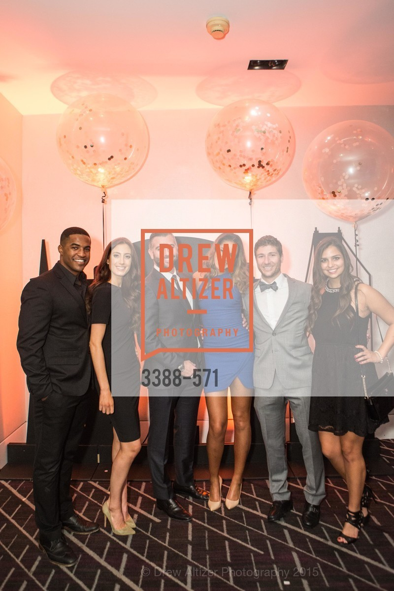 Kenny Jackson, Callie Ranahan, Shellby Fabian, Stephen Patkay, Samantha Haft, The 10th Annual San Francisco Social, W Hotel. 181 3rd St, November 21st, 2015,Drew Altizer, Drew Altizer Photography, full-service agency, private events, San Francisco photographer, photographer california