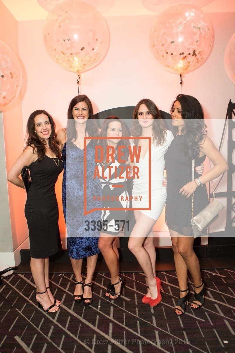 Megan Keating, Nancy Brooks, Danielle Patel, Mackenzie Mee-Lee, Pari Patel, The 10th Annual San Francisco Social, W Hotel. 181 3rd St, November 21st, 2015,Drew Altizer, Drew Altizer Photography, full-service agency, private events, San Francisco photographer, photographer california