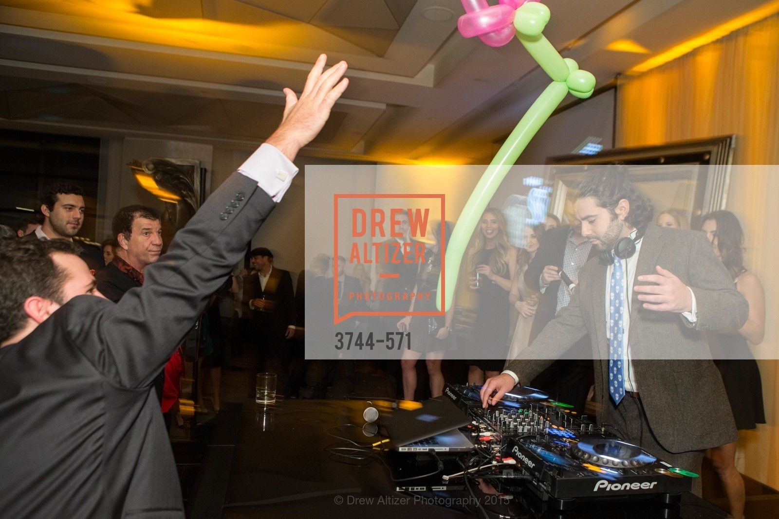 Austin Afridi, The 10th Annual San Francisco Social, W Hotel. 181 3rd St, November 21st, 2015