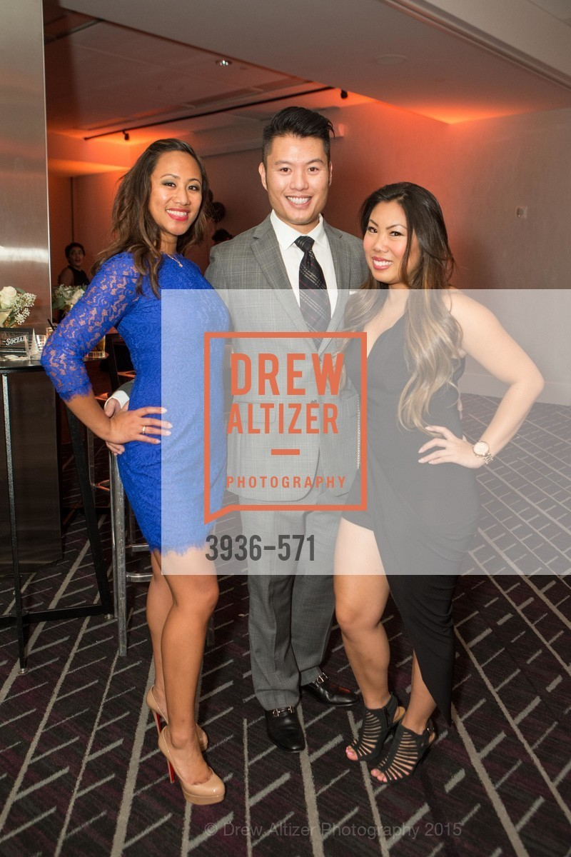 Jenna Macaraeg, Richard Chua, Jayneen Lee, The 10th Annual San Francisco Social, W Hotel. 181 3rd St, November 21st, 2015,Drew Altizer, Drew Altizer Photography, full-service agency, private events, San Francisco photographer, photographer california