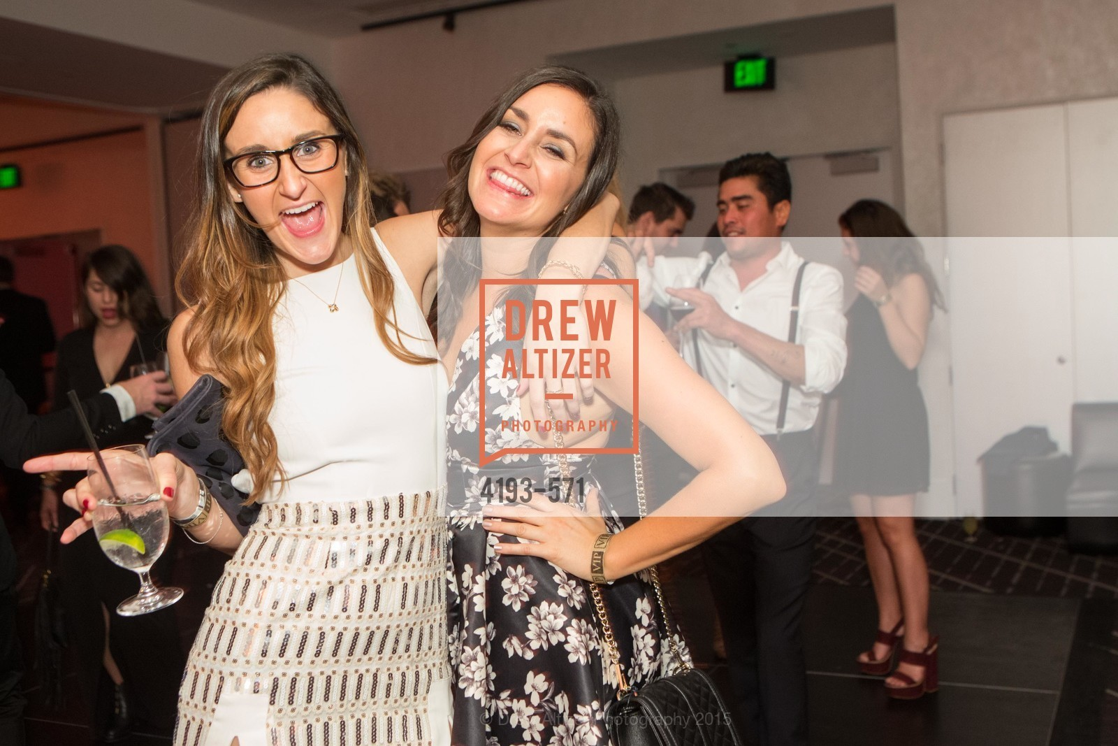 Molly Landers, Kaitlyn Landers, The 10th Annual San Francisco Social, W Hotel. 181 3rd St, November 21st, 2015,Drew Altizer, Drew Altizer Photography, full-service agency, private events, San Francisco photographer, photographer california