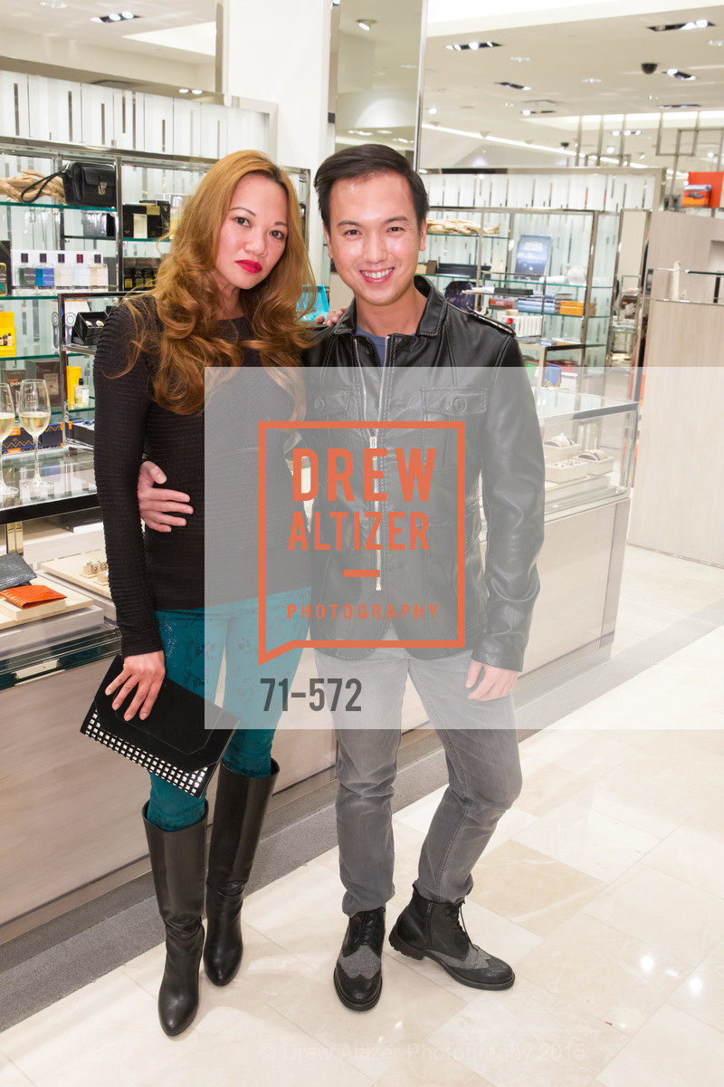 Andrea Fernandez, David Calapatan, Neiman Marcus Walnut Creek welcomes neighbors ROOFTOP and Teleferic Barcelona, Neiman Marcus. 1000 South Main Street, November 20th, 2015,Drew Altizer, Drew Altizer Photography, full-service agency, private events, San Francisco photographer, photographer california