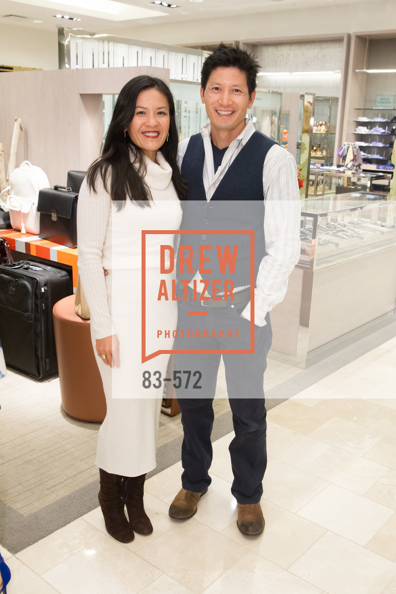 Nancy Chan, Alan Chan, Neiman Marcus Walnut Creek welcomes neighbors ROOFTOP and Teleferic Barcelona, Neiman Marcus. 1000 South Main Street, November 20th, 2015,Drew Altizer, Drew Altizer Photography, full-service event agency, private events, San Francisco photographer, photographer California