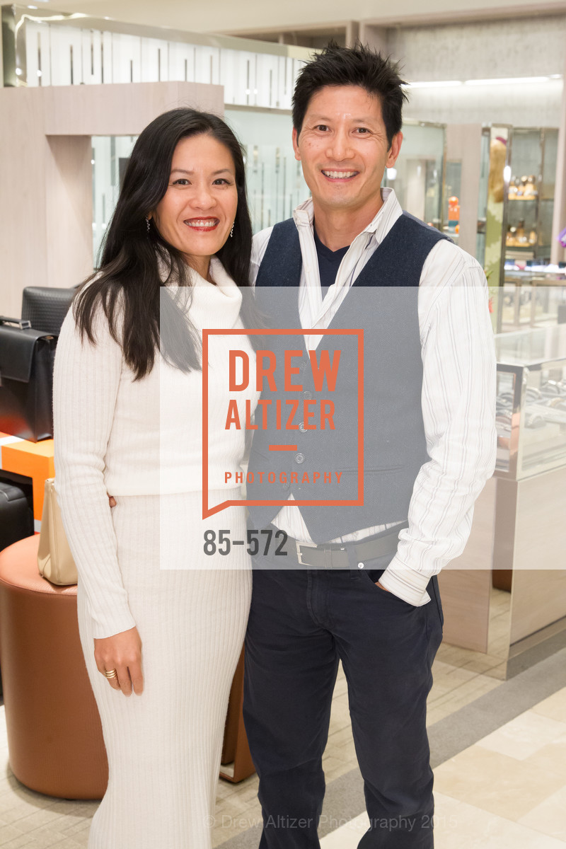Nancy Chan, Alan Chan, Neiman Marcus Walnut Creek welcomes neighbors ROOFTOP and Teleferic Barcelona, Neiman Marcus. 1000 South Main Street, November 20th, 2015,Drew Altizer, Drew Altizer Photography, full-service agency, private events, San Francisco photographer, photographer california