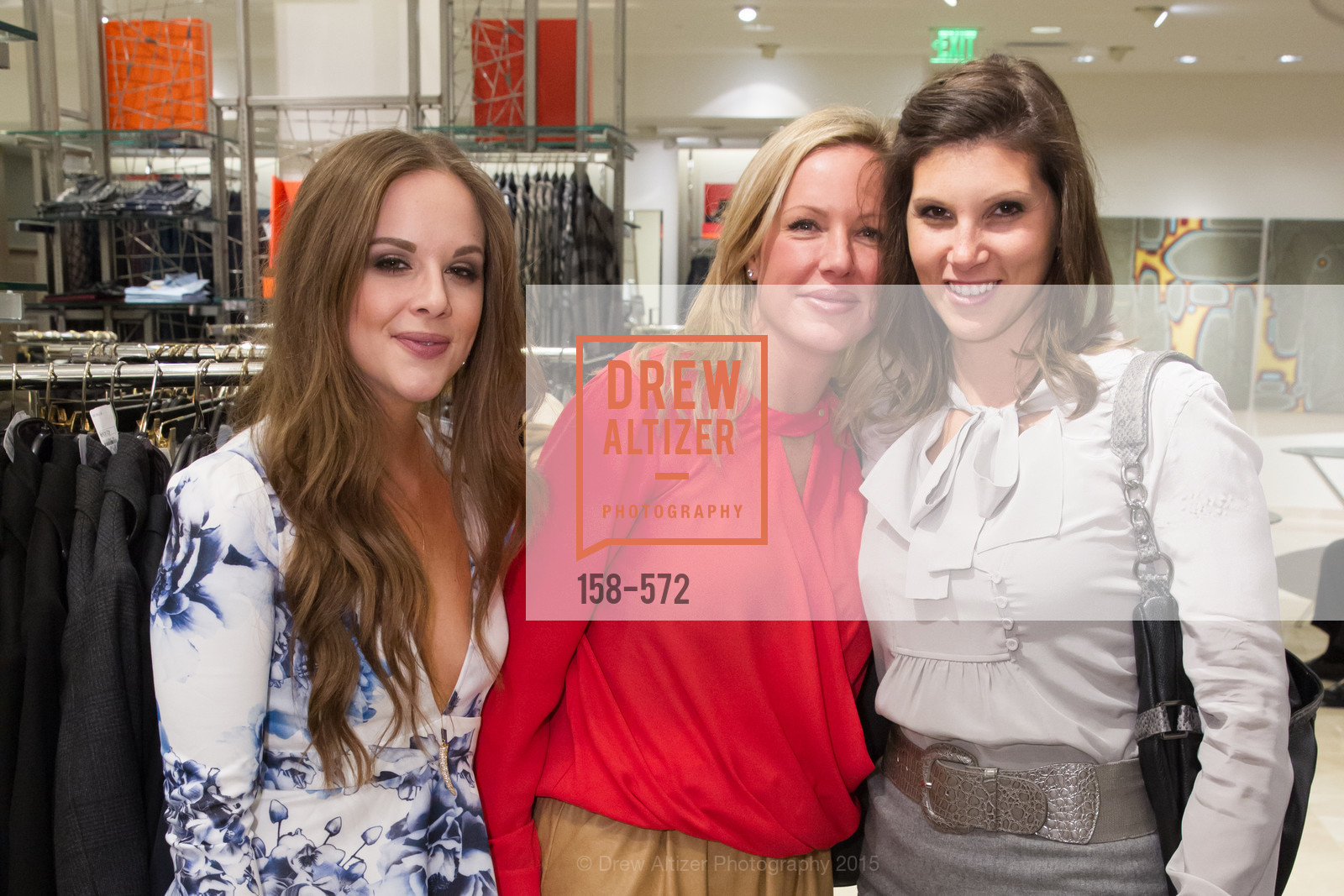 Dena Waterman, Cynthia Warner, Jennifer Franklin, Neiman Marcus Walnut Creek welcomes neighbors ROOFTOP and Teleferic Barcelona, Neiman Marcus. 1000 South Main Street, November 20th, 2015,Drew Altizer, Drew Altizer Photography, full-service agency, private events, San Francisco photographer, photographer california
