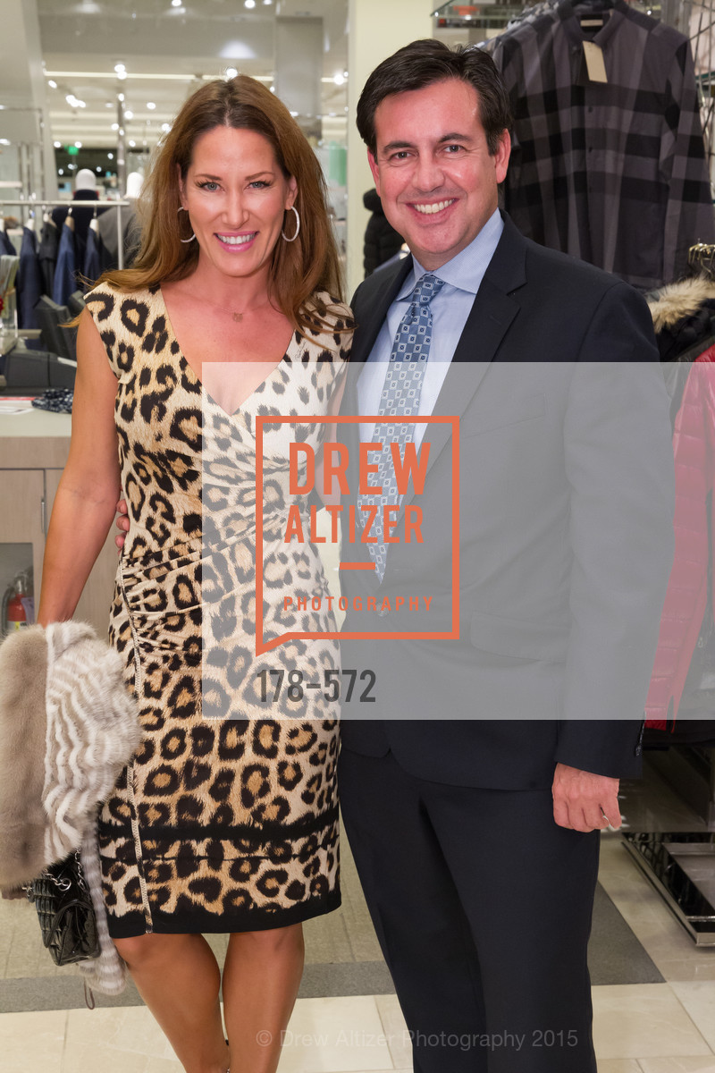 Dr. Ruth Grassel, Paul Windust, Neiman Marcus Walnut Creek welcomes neighbors ROOFTOP and Teleferic Barcelona, Neiman Marcus. 1000 South Main Street, November 20th, 2015,Drew Altizer, Drew Altizer Photography, full-service agency, private events, San Francisco photographer, photographer california