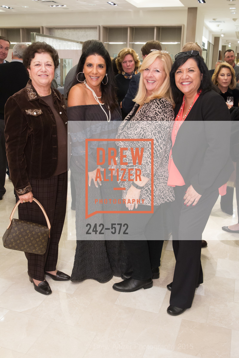Nada Dudum, Sandy Dudum Bennett, Michelle Mckinney, Susie Dudum, Neiman Marcus Walnut Creek welcomes neighbors ROOFTOP and Teleferic Barcelona, Neiman Marcus. 1000 South Main Street, November 20th, 2015,Drew Altizer, Drew Altizer Photography, full-service agency, private events, San Francisco photographer, photographer california