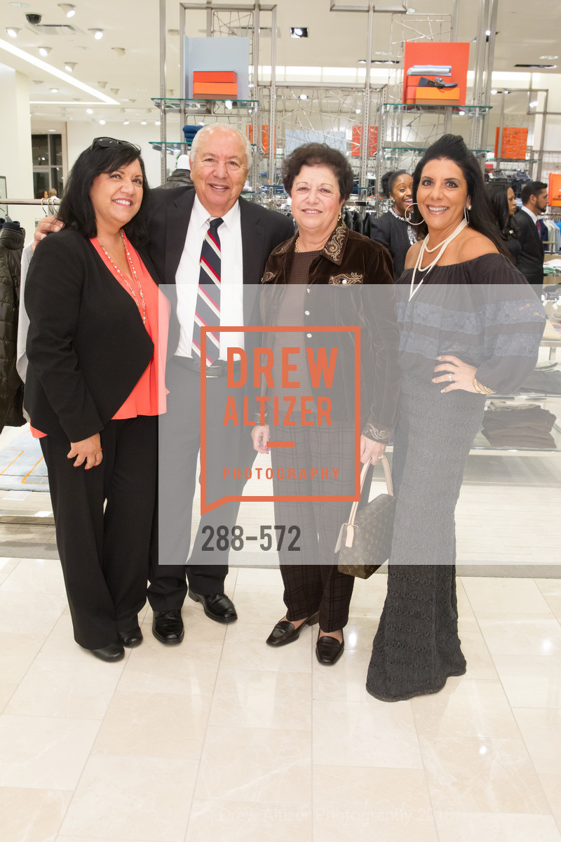 Susie Dudum, Rocky Dudum, Nada Dudum, Sandy Dudum Bennett, Neiman Marcus Walnut Creek welcomes neighbors ROOFTOP and Teleferic Barcelona, Neiman Marcus. 1000 South Main Street, November 20th, 2015,Drew Altizer, Drew Altizer Photography, full-service event agency, private events, San Francisco photographer, photographer California