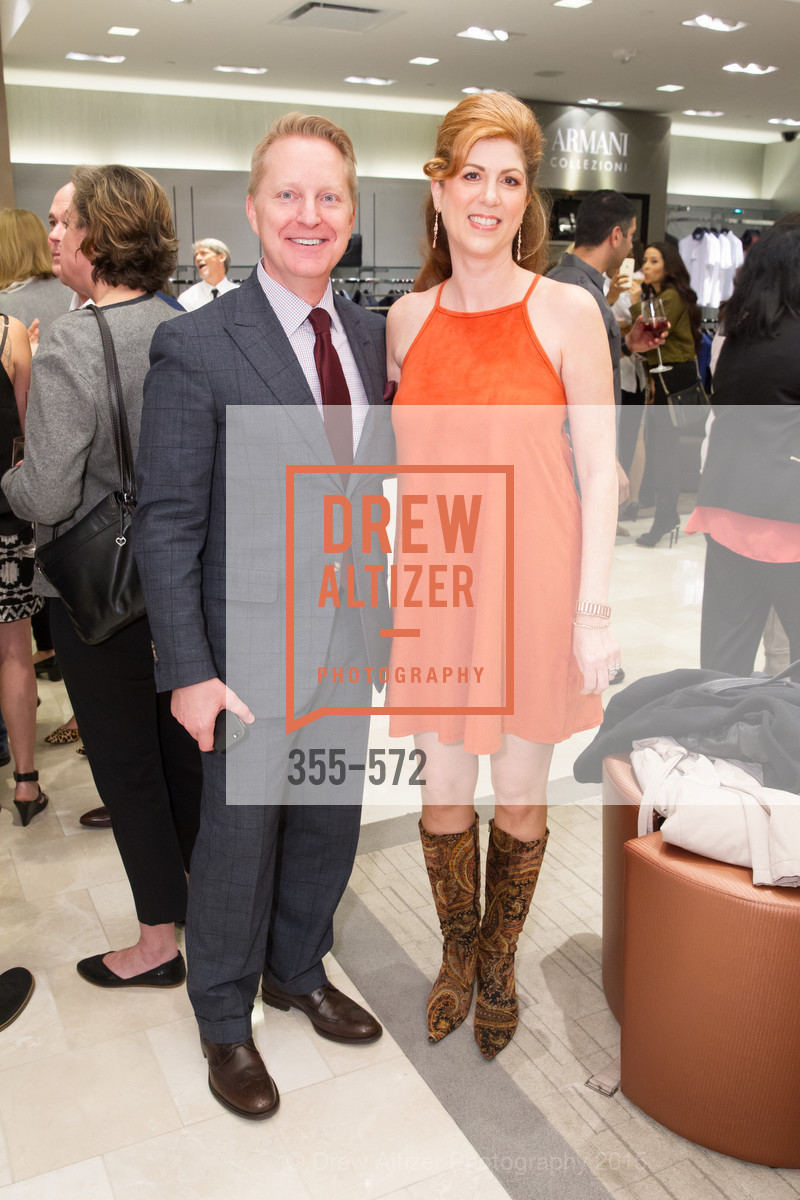 Jamie Broadhurst, Carol Ann Elmore, Neiman Marcus Walnut Creek welcomes neighbors ROOFTOP and Teleferic Barcelona, Neiman Marcus. 1000 South Main Street, November 20th, 2015