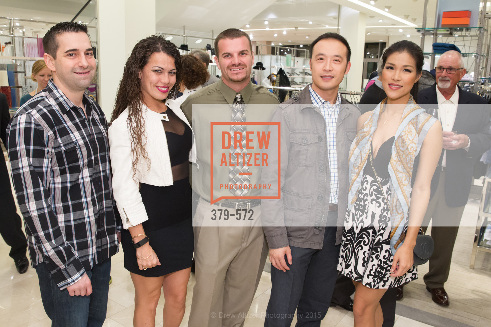 David Becker, Amy Madrid, Leo Patricio, Chow May, Allison Chan, Neiman Marcus Walnut Creek welcomes neighbors ROOFTOP and Teleferic Barcelona, Neiman Marcus. 1000 South Main Street, November 20th, 2015,Drew Altizer, Drew Altizer Photography, full-service agency, private events, San Francisco photographer, photographer california