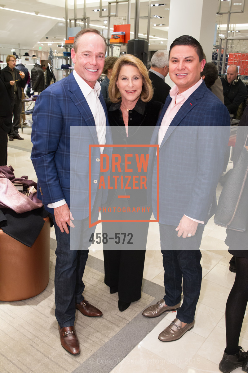 David Balbi, Marilyn Weiss, Manny Balbi, Neiman Marcus Walnut Creek welcomes neighbors ROOFTOP and Teleferic Barcelona, Neiman Marcus. 1000 South Main Street, November 20th, 2015,Drew Altizer, Drew Altizer Photography, full-service agency, private events, San Francisco photographer, photographer california