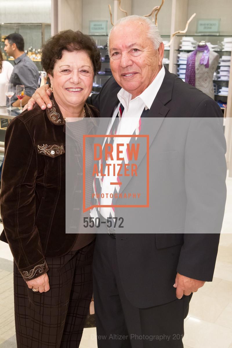 Nada Dudum, Rocky Dudum, Neiman Marcus Walnut Creek welcomes neighbors ROOFTOP and Teleferic Barcelona, Neiman Marcus. 1000 South Main Street, November 20th, 2015