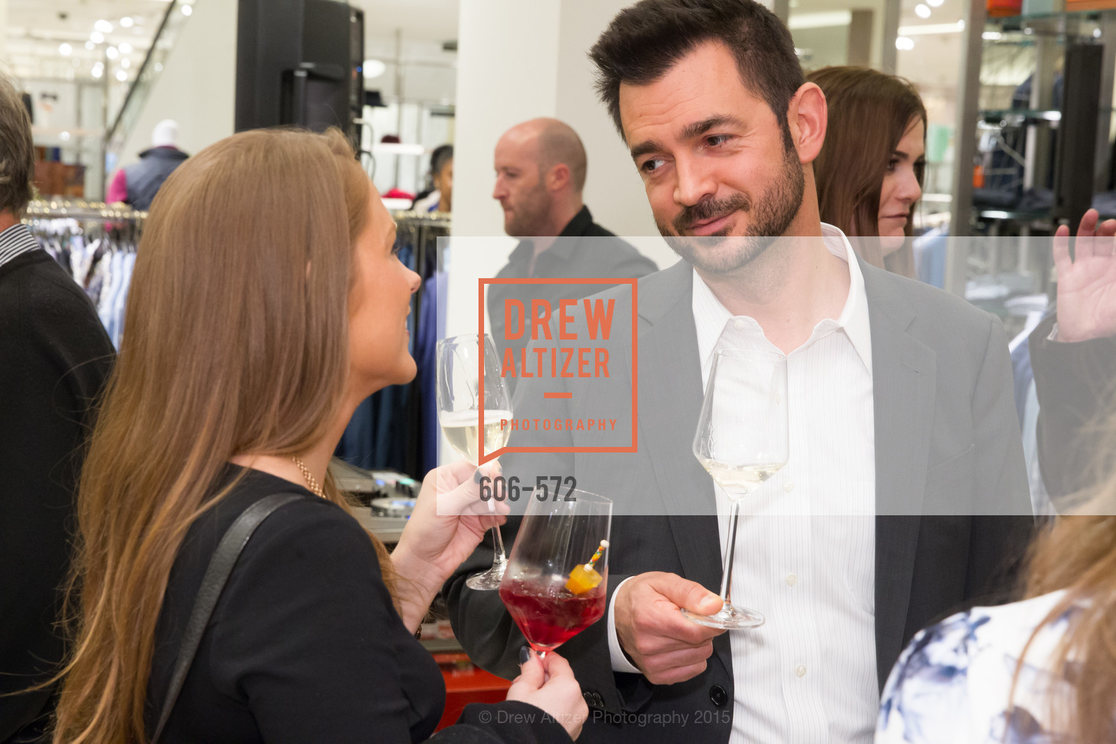 Gabriel Hill, Neiman Marcus Walnut Creek welcomes neighbors ROOFTOP and Teleferic Barcelona, Neiman Marcus. 1000 South Main Street, November 20th, 2015,Drew Altizer, Drew Altizer Photography, full-service agency, private events, San Francisco photographer, photographer california