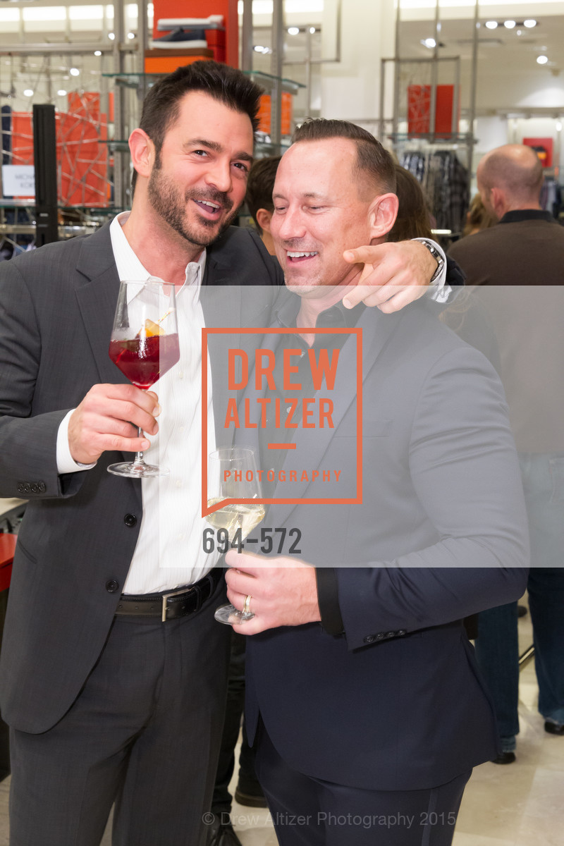 Gabriel Hill, Jim Telford, Neiman Marcus Walnut Creek welcomes neighbors ROOFTOP and Teleferic Barcelona, Neiman Marcus. 1000 South Main Street, November 20th, 2015,Drew Altizer, Drew Altizer Photography, full-service agency, private events, San Francisco photographer, photographer california