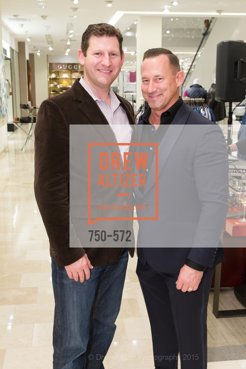Peter Maines, Jim Telford, Neiman Marcus Walnut Creek welcomes neighbors ROOFTOP and Teleferic Barcelona, Neiman Marcus. 1000 South Main Street, November 20th, 2015,Drew Altizer, Drew Altizer Photography, full-service agency, private events, San Francisco photographer, photographer california
