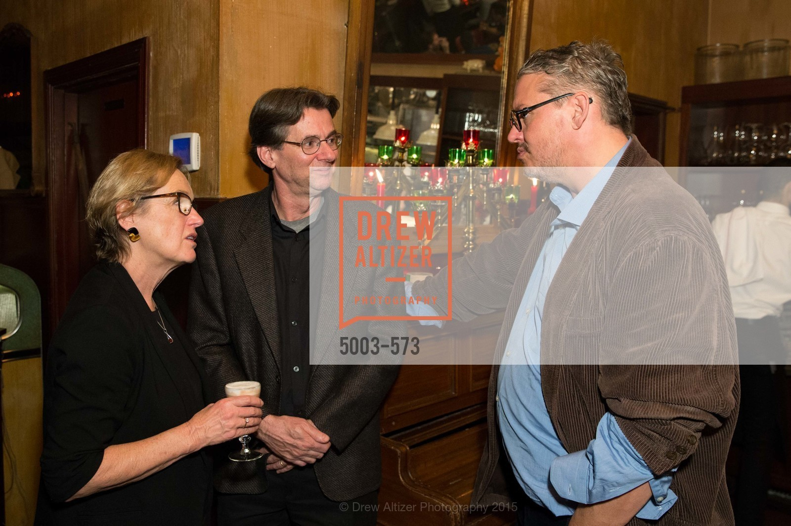 Adam McKay, The Big Short screening afterparty at Tosca, Tosca. 242 Columbus Ave, November 20th, 2015