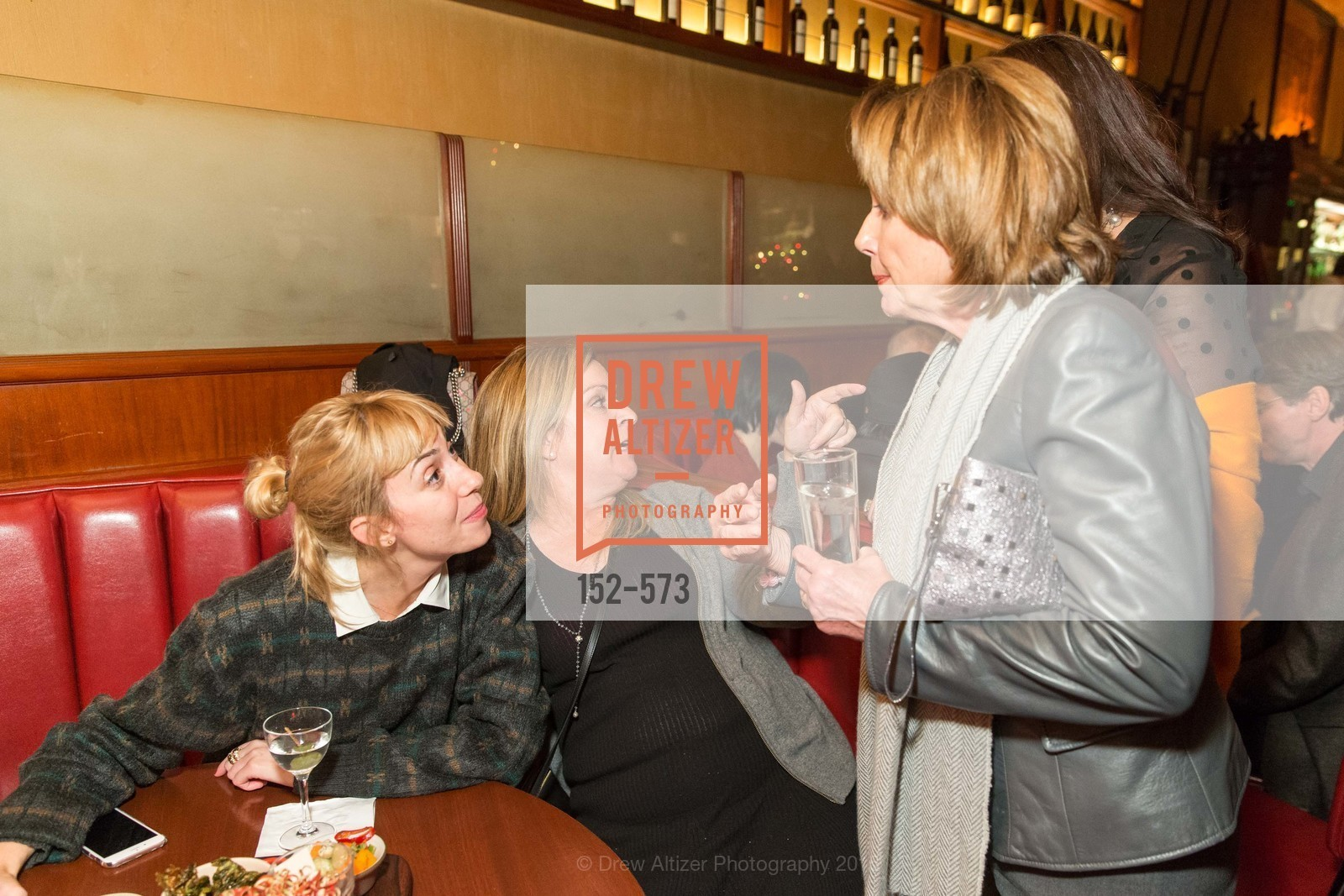 Gia Coppola, Julie Huntsinger, Nancy Pelosi, The Big Short screening afterparty at Tosca, Tosca. 242 Columbus Ave, November 20th, 2015,Drew Altizer, Drew Altizer Photography, full-service agency, private events, San Francisco photographer, photographer california