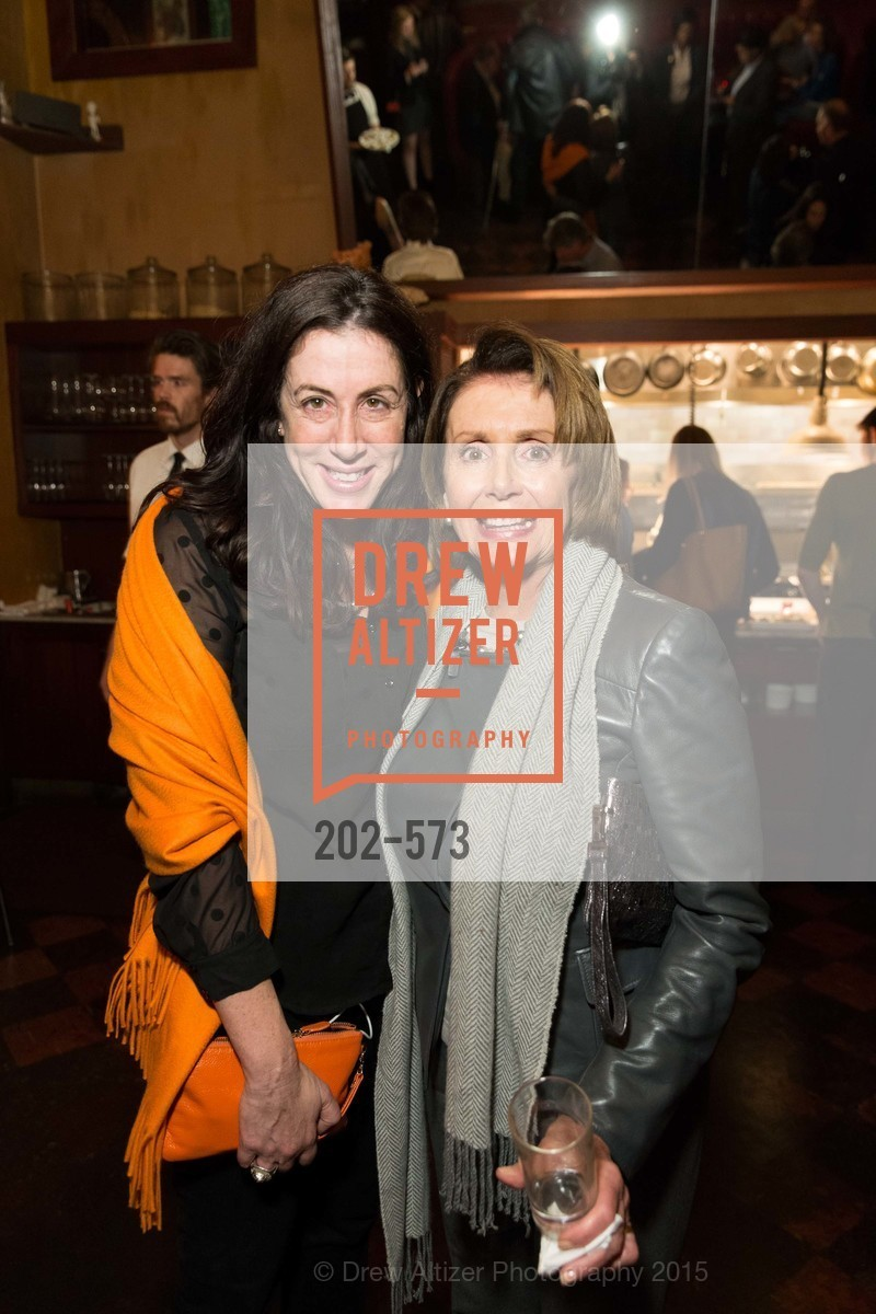 Christine Pelosi, Nancy Pelosi, The Big Short screening afterparty at Tosca, Tosca. 242 Columbus Ave, November 20th, 2015,Drew Altizer, Drew Altizer Photography, full-service agency, private events, San Francisco photographer, photographer california