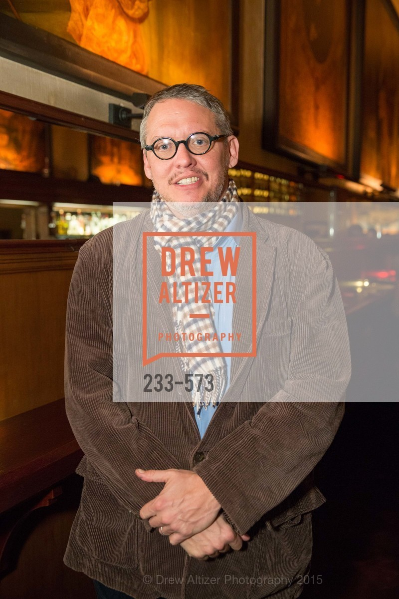 Adam McKay, The Big Short screening afterparty at Tosca, Tosca. 242 Columbus Ave, November 20th, 2015,Drew Altizer, Drew Altizer Photography, full-service agency, private events, San Francisco photographer, photographer california
