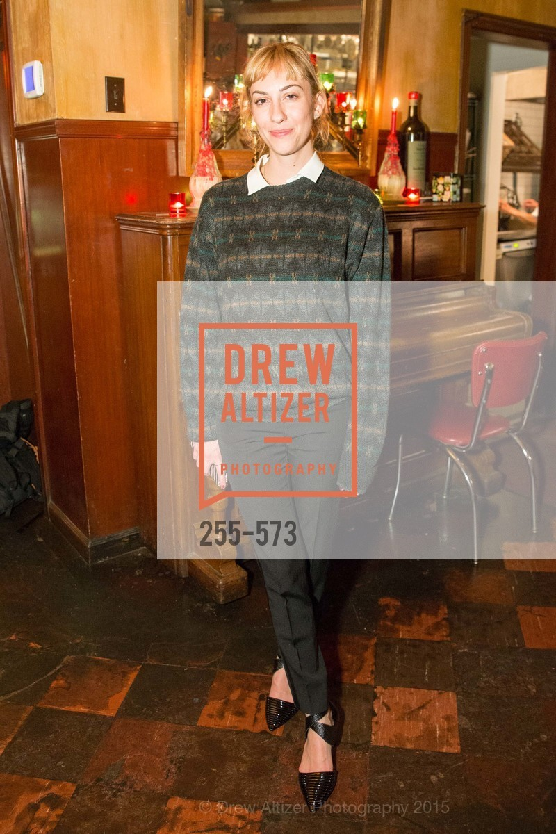 Gia Coppola, The Big Short screening afterparty at Tosca, Tosca. 242 Columbus Ave, November 20th, 2015,Drew Altizer, Drew Altizer Photography, full-service agency, private events, San Francisco photographer, photographer california