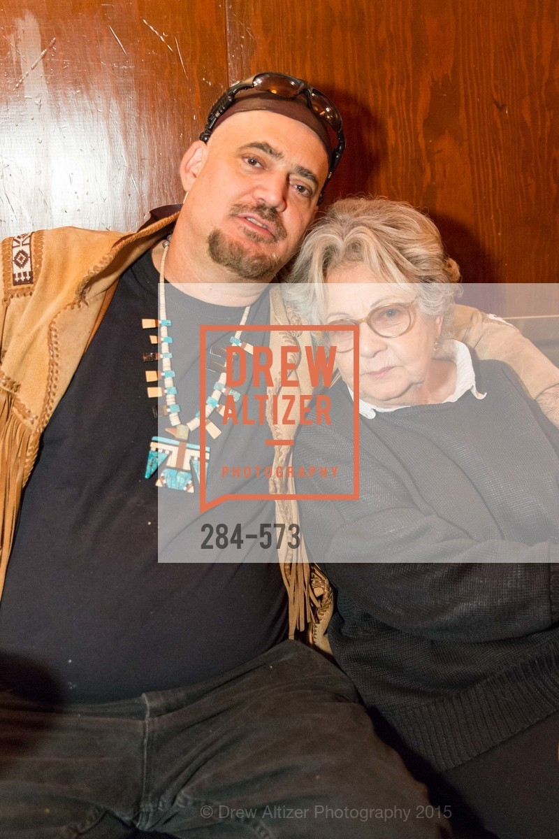 Christopher Coppola, Jeanette Etheredge, The Big Short screening afterparty at Tosca, Tosca. 242 Columbus Ave, November 20th, 2015