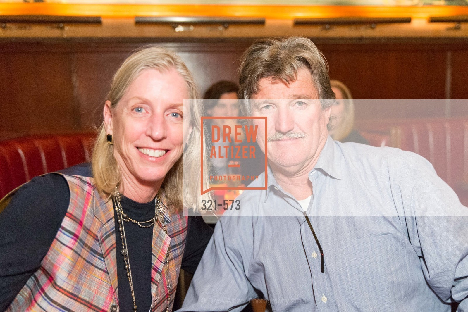 Barbara Munch, Peter Cameron, The Big Short screening afterparty at Tosca, Tosca. 242 Columbus Ave, November 20th, 2015,Drew Altizer, Drew Altizer Photography, full-service agency, private events, San Francisco photographer, photographer california