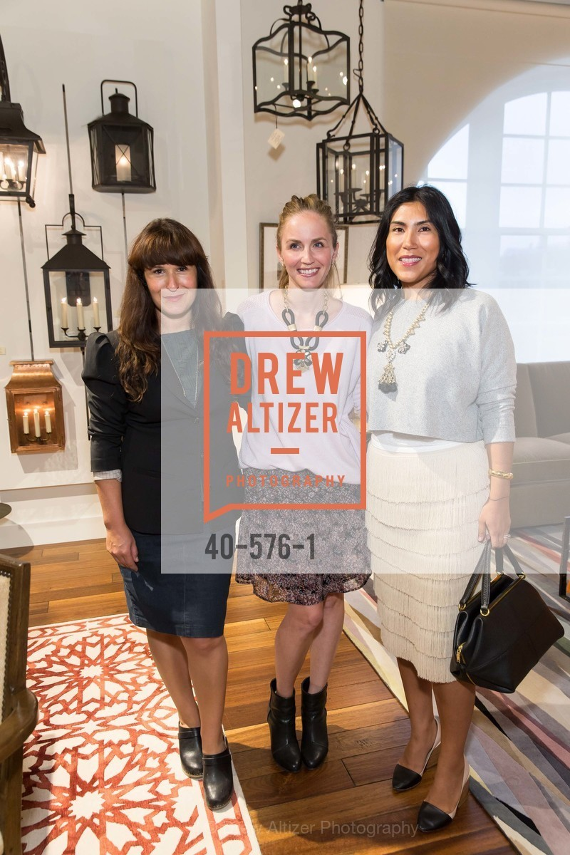 Miranda Jones, Chloei Warner, Ximena Sarango, SF FALL ANTIQUES SHOW Designer's Circle Cocktail Party at HEWN, US, September 23rd, 2014,Drew Altizer, Drew Altizer Photography, full-service agency, private events, San Francisco photographer, photographer california