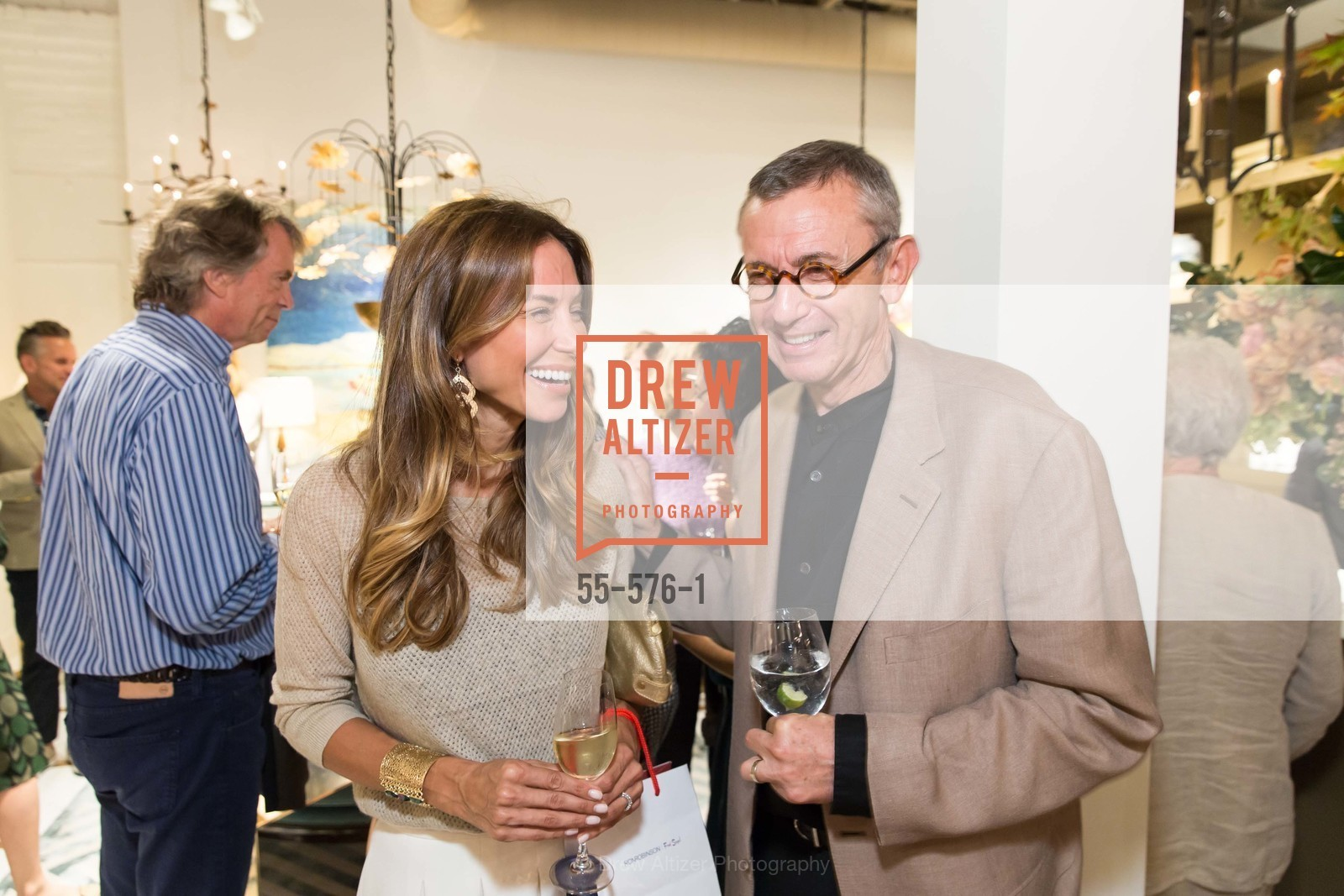 Una Malan, Paul Wiseman, SF FALL ANTIQUES SHOW Designer's Circle Cocktail Party at HEWN, US, September 23rd, 2014,Drew Altizer, Drew Altizer Photography, full-service agency, private events, San Francisco photographer, photographer california