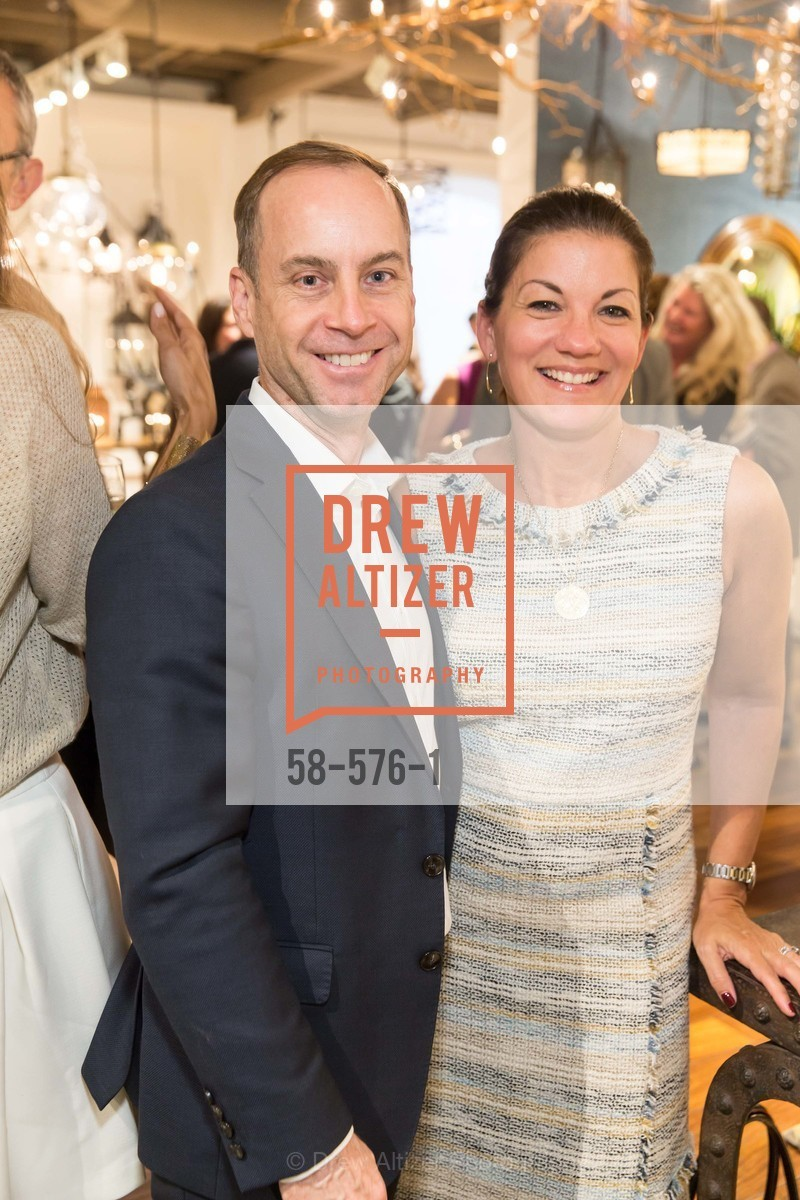 Kevin Peters, Allison Caccoma, SF FALL ANTIQUES SHOW Designer's Circle Cocktail Party at HEWN, US, September 23rd, 2014,Drew Altizer, Drew Altizer Photography, full-service agency, private events, San Francisco photographer, photographer california