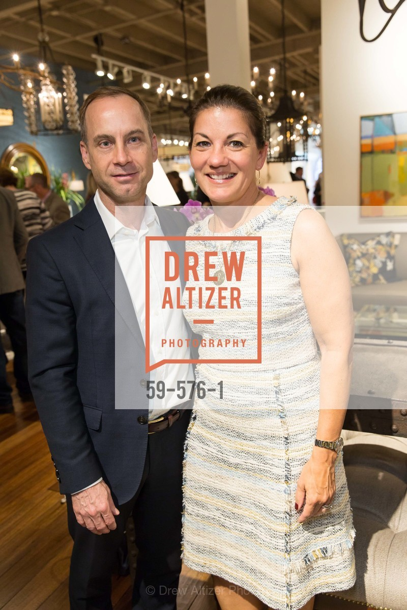 Kevin Peters, Allison Caccoma, SF FALL ANTIQUES SHOW Designer's Circle Cocktail Party at HEWN, US, September 23rd, 2014,Drew Altizer, Drew Altizer Photography, full-service event agency, private events, San Francisco photographer, photographer California