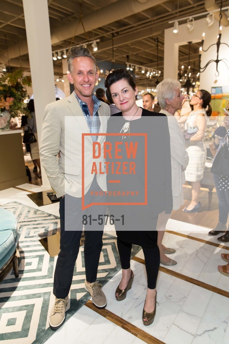 Jay Jeffers, Lisa Carol, SF FALL ANTIQUES SHOW Designer's Circle Cocktail Party at HEWN, US, September 23rd, 2014,Drew Altizer, Drew Altizer Photography, full-service agency, private events, San Francisco photographer, photographer california