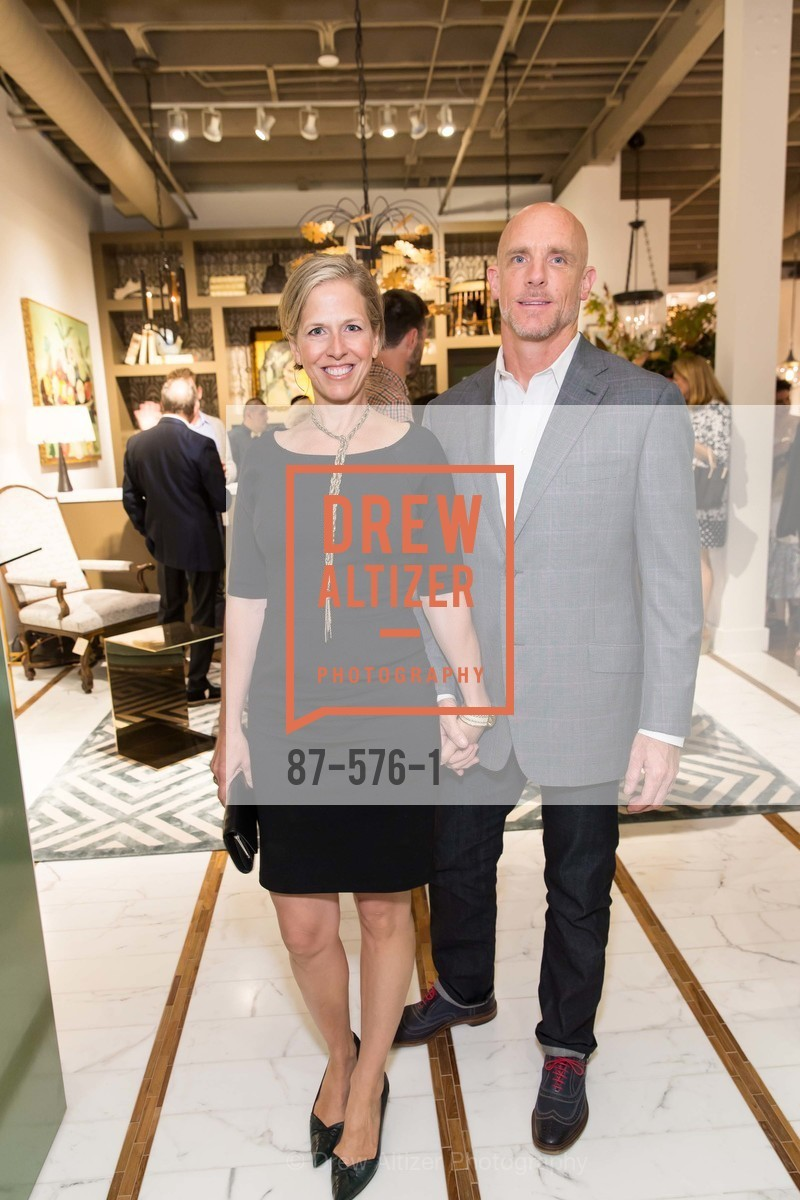 Laura Martin Bovard, Scott Bovard, SF FALL ANTIQUES SHOW Designer's Circle Cocktail Party at HEWN, US, September 23rd, 2014,Drew Altizer, Drew Altizer Photography, full-service agency, private events, San Francisco photographer, photographer california