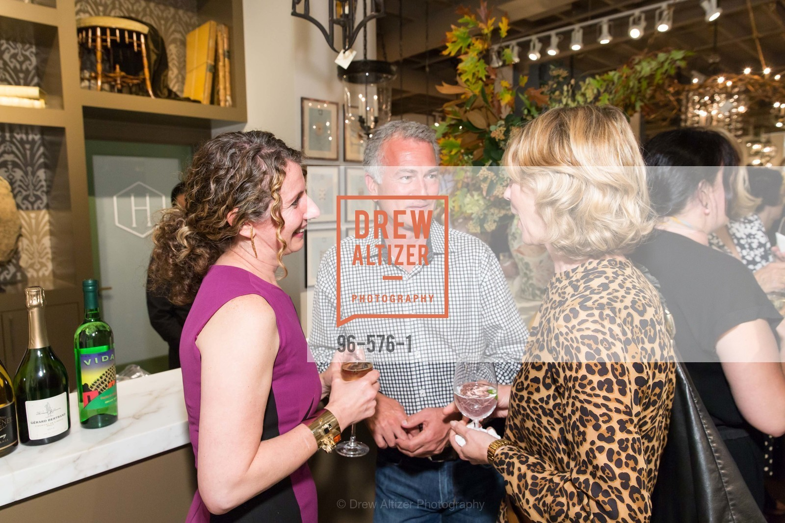 Kathleen Navarra, Kurt Neubert, Laura Hunt, SF FALL ANTIQUES SHOW Designer's Circle Cocktail Party at HEWN, US, September 23rd, 2014,Drew Altizer, Drew Altizer Photography, full-service agency, private events, San Francisco photographer, photographer california
