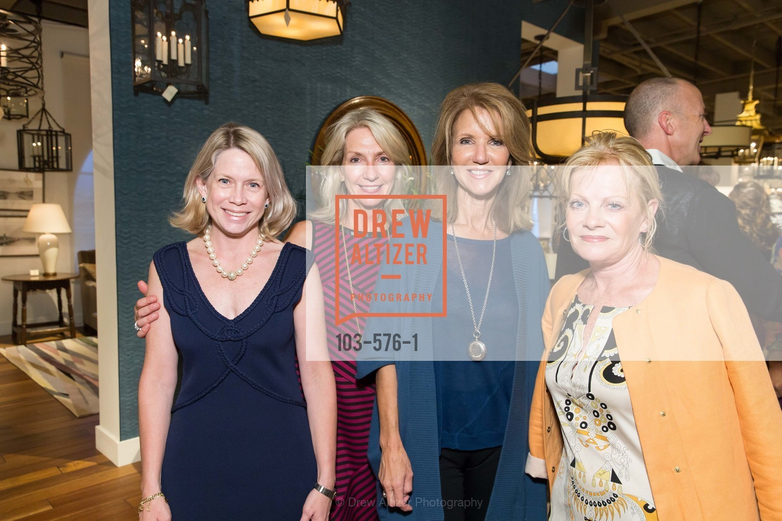 Ariane Trimuschat, Kathy Geissler Best, Linden Murphy, Allison Carlson, SF FALL ANTIQUES SHOW Designer's Circle Cocktail Party at HEWN, US, September 23rd, 2014,Drew Altizer, Drew Altizer Photography, full-service agency, private events, San Francisco photographer, photographer california