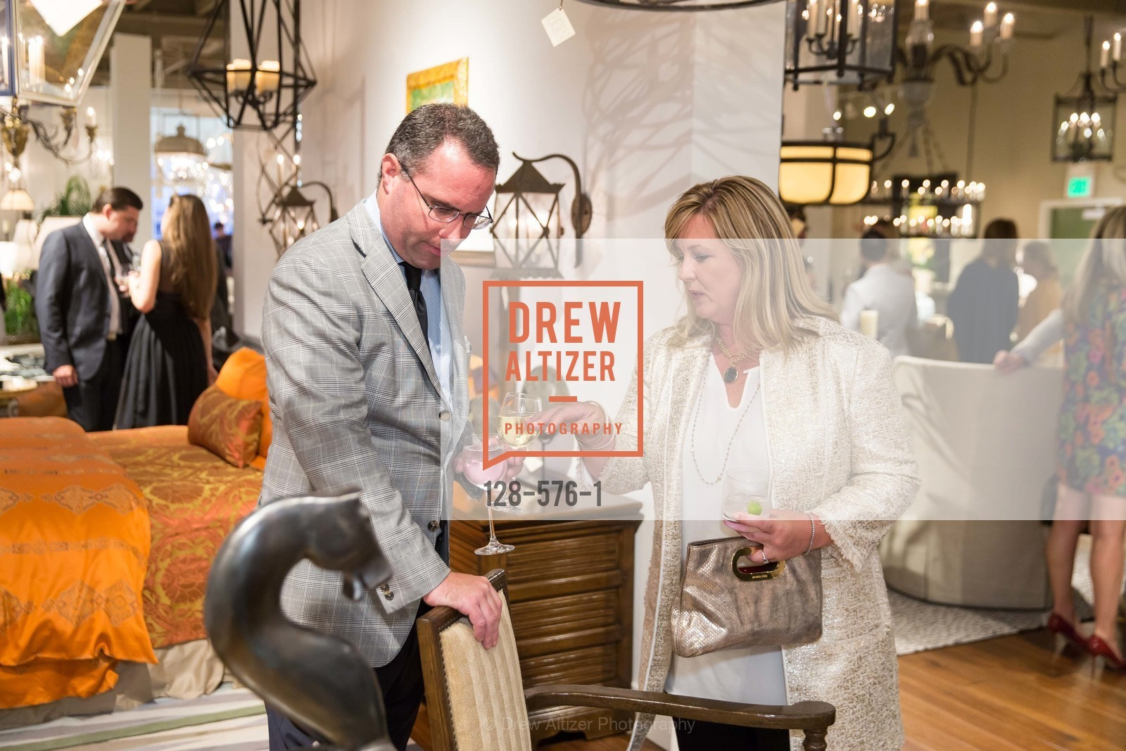 Anastasia Faiella, SF FALL ANTIQUES SHOW Designer's Circle Cocktail Party at HEWN, US, September 23rd, 2014,Drew Altizer, Drew Altizer Photography, full-service agency, private events, San Francisco photographer, photographer california