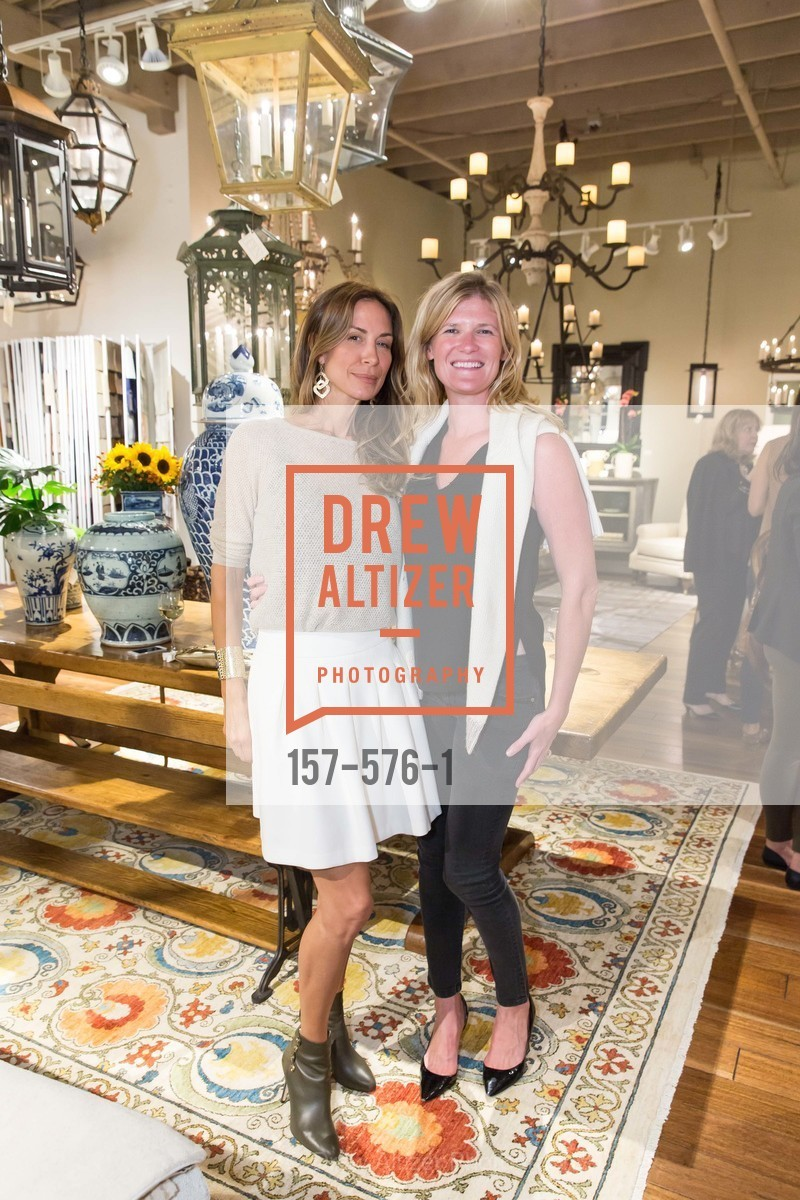 Una Malan, Caitlin Griffin, SF FALL ANTIQUES SHOW Designer's Circle Cocktail Party at HEWN, US, September 23rd, 2014,Drew Altizer, Drew Altizer Photography, full-service agency, private events, San Francisco photographer, photographer california