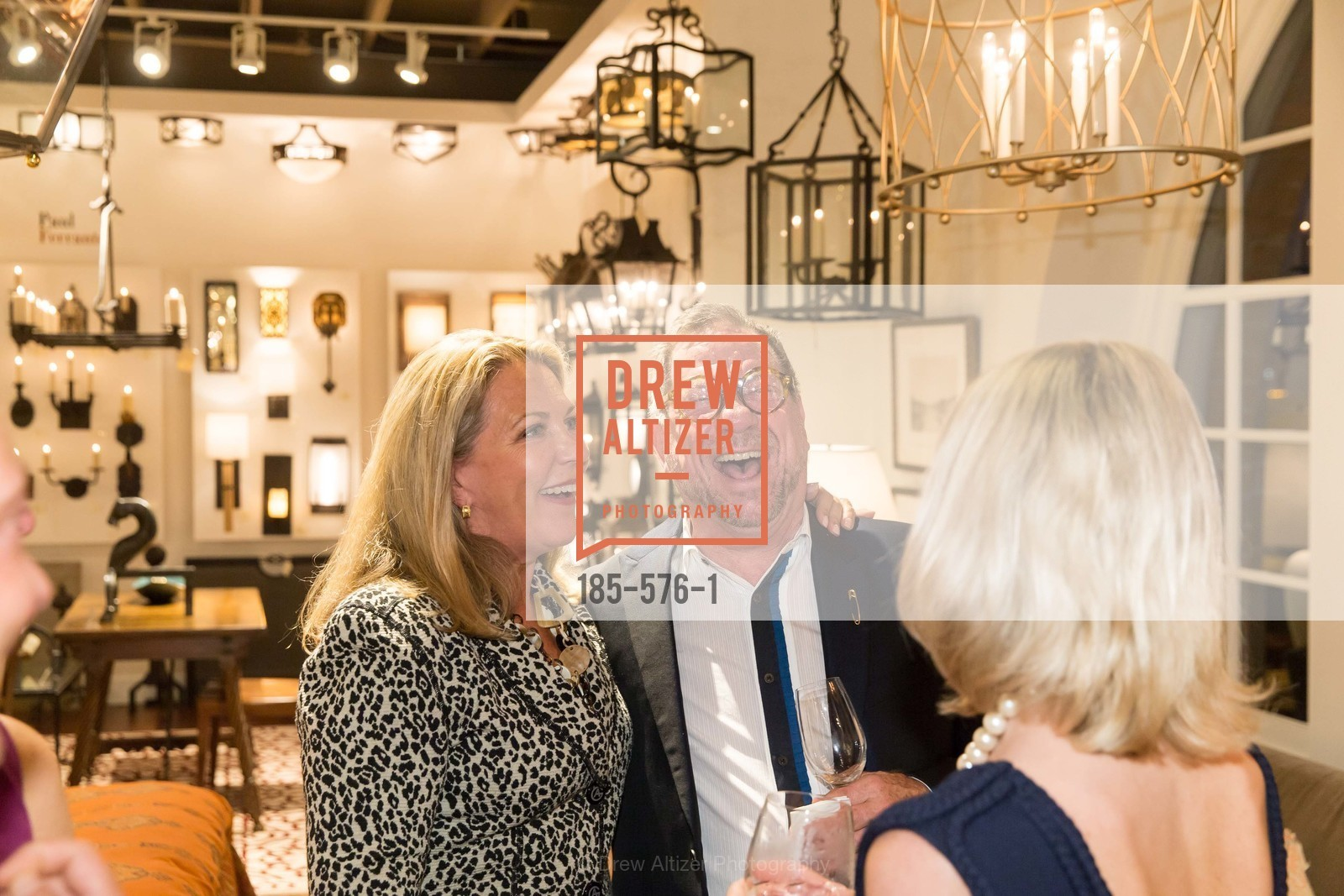 Suzanne Tucker, Gary Hutton, SF FALL ANTIQUES SHOW Designer's Circle Cocktail Party at HEWN, US, September 23rd, 2014,Drew Altizer, Drew Altizer Photography, full-service agency, private events, San Francisco photographer, photographer california