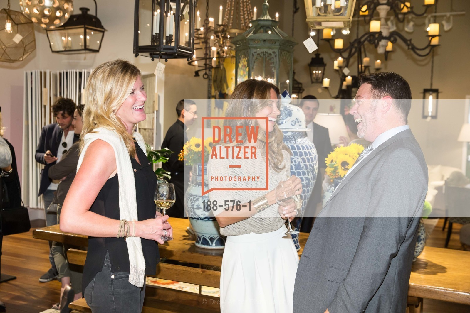 Una Malan, Jeff Holt, SF FALL ANTIQUES SHOW Designer's Circle Cocktail Party at HEWN, US, September 23rd, 2014,Drew Altizer, Drew Altizer Photography, full-service agency, private events, San Francisco photographer, photographer california