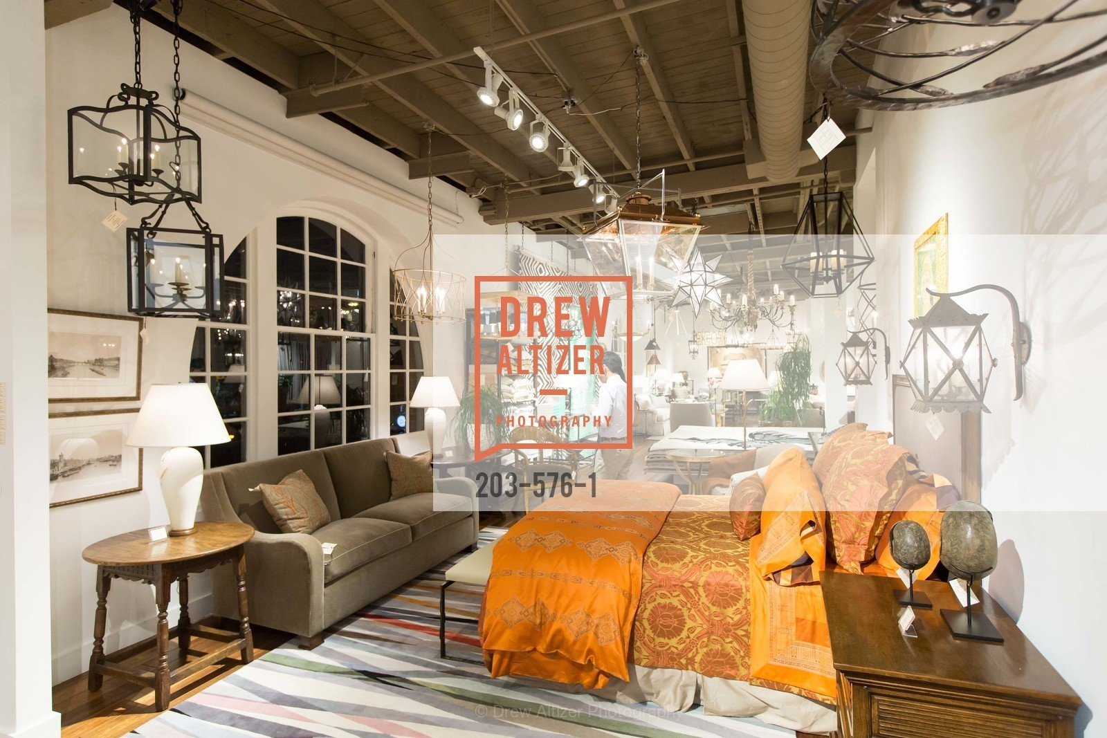 Atmosphere, SF FALL ANTIQUES SHOW Designer's Circle Cocktail Party at HEWN, US, September 23rd, 2014,Drew Altizer, Drew Altizer Photography, full-service agency, private events, San Francisco photographer, photographer california