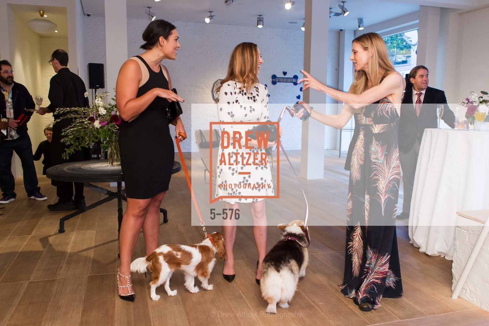 Libby Lefler, Rebecca Miller, Elyssa Douroux, SF FALL ANTIQUES SHOW Designer's Circle Cocktail Party at HEWN, US, September 23rd, 2014,Drew Altizer, Drew Altizer Photography, full-service agency, private events, San Francisco photographer, photographer california