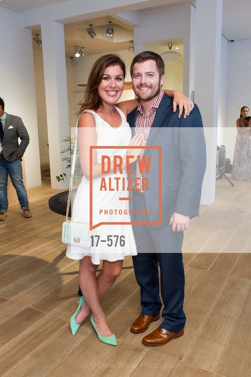 Kelly Michelena, Kevin Michelena, SF FALL ANTIQUES SHOW Designer's Circle Cocktail Party at HEWN, US, September 23rd, 2014,Drew Altizer, Drew Altizer Photography, full-service agency, private events, San Francisco photographer, photographer california